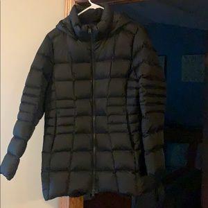 Northface black 550 fill Gotham coat. Size XL